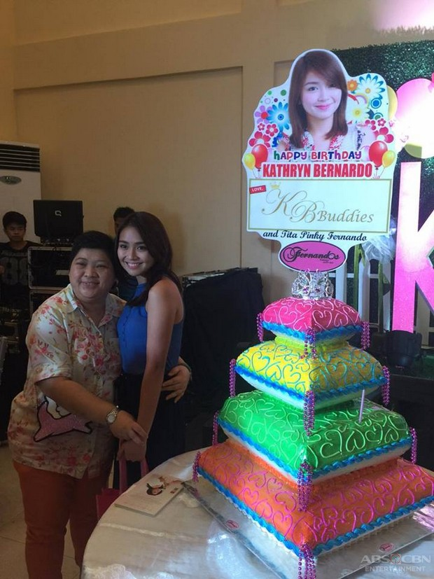 Kathryn Bernardo extended birthday with her fans KathrynThankfulAt20