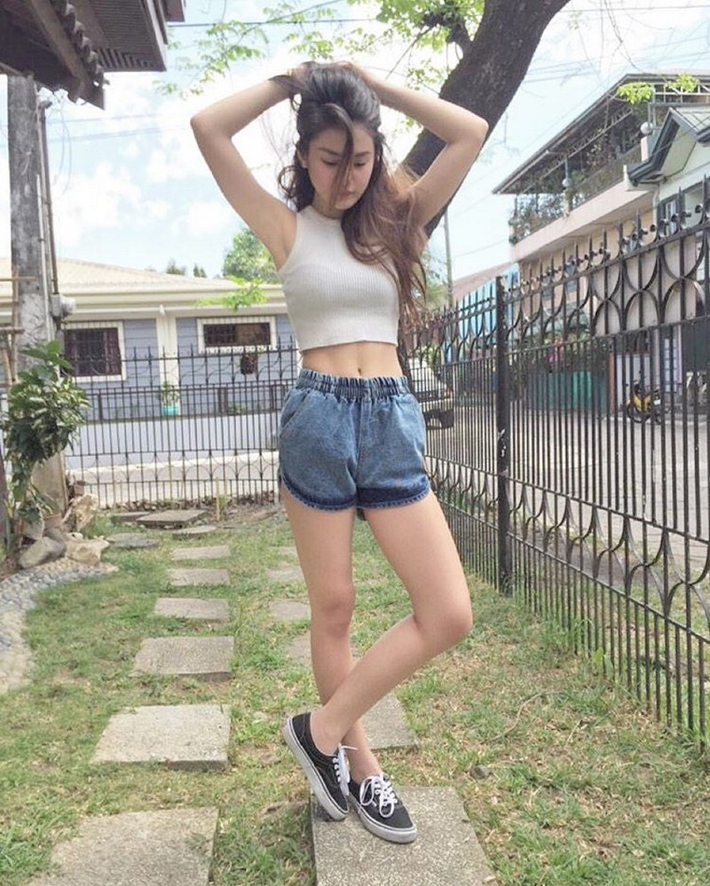 Don't know Chienna Filomeno yet? You better look at her ...