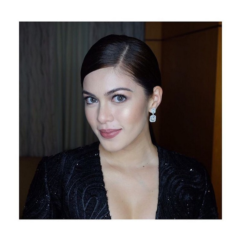 """shaina magdayao Shaina magdayao had the best time of her life when her movie """"ang panahon ng halimaw"""" competed at this year's berlin international film festival."""