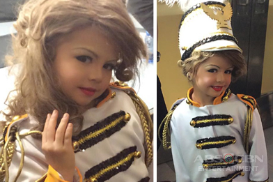 49 overly adorable photos of xia that prove she's the next childstar to watch out for