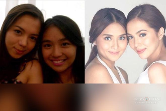 33 Photos of Julia & Kathryn that show their beautiful friendship through the years