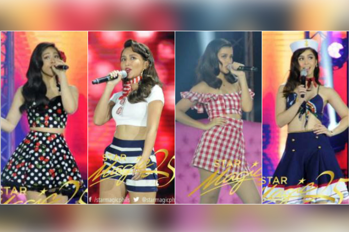 IN PHOTOS: Star Magic 25th Anniversary Party on ASAP