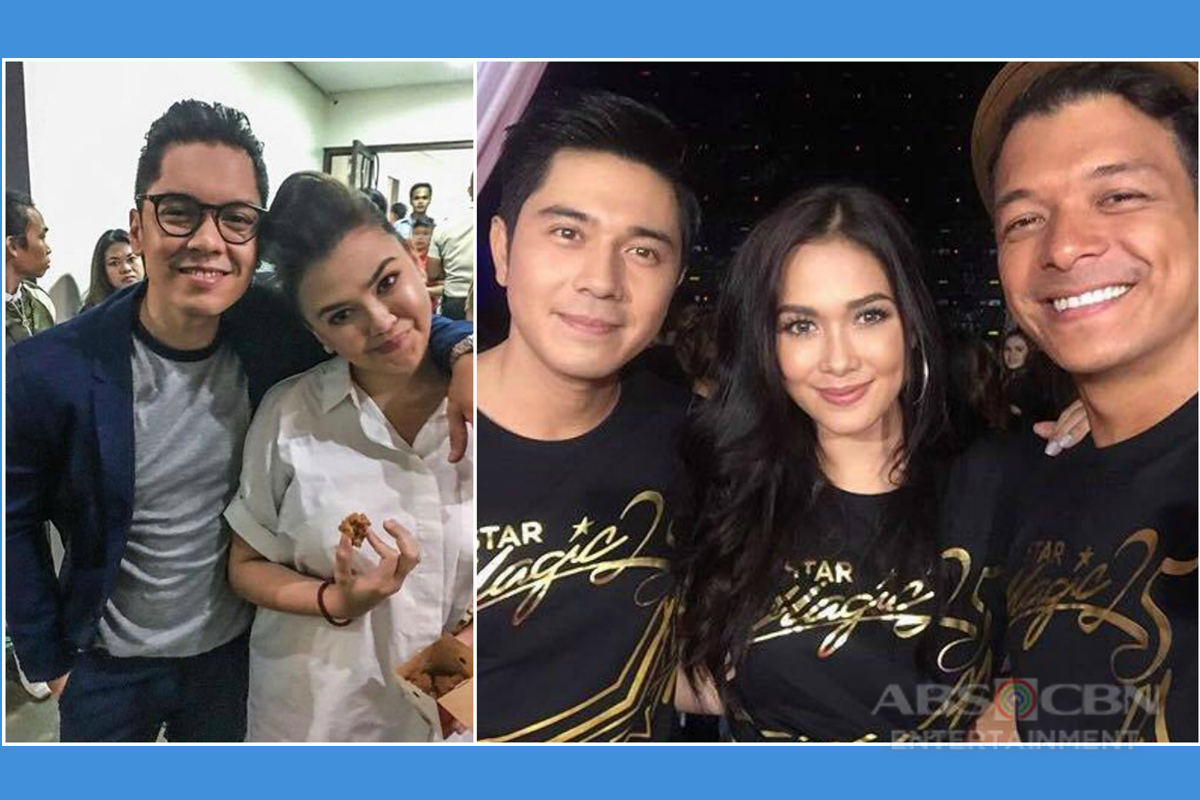 BACKSTAGE PHOTOS: Star Magic 25th Anniversary Party on ASAP