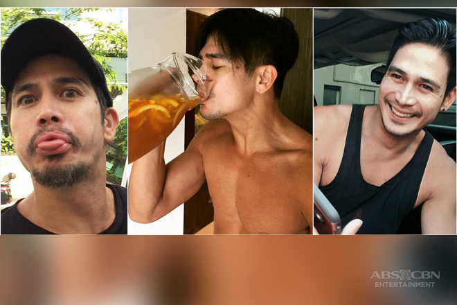 46 off cam photos of Piolo Pascual that proved he's human too - star magic