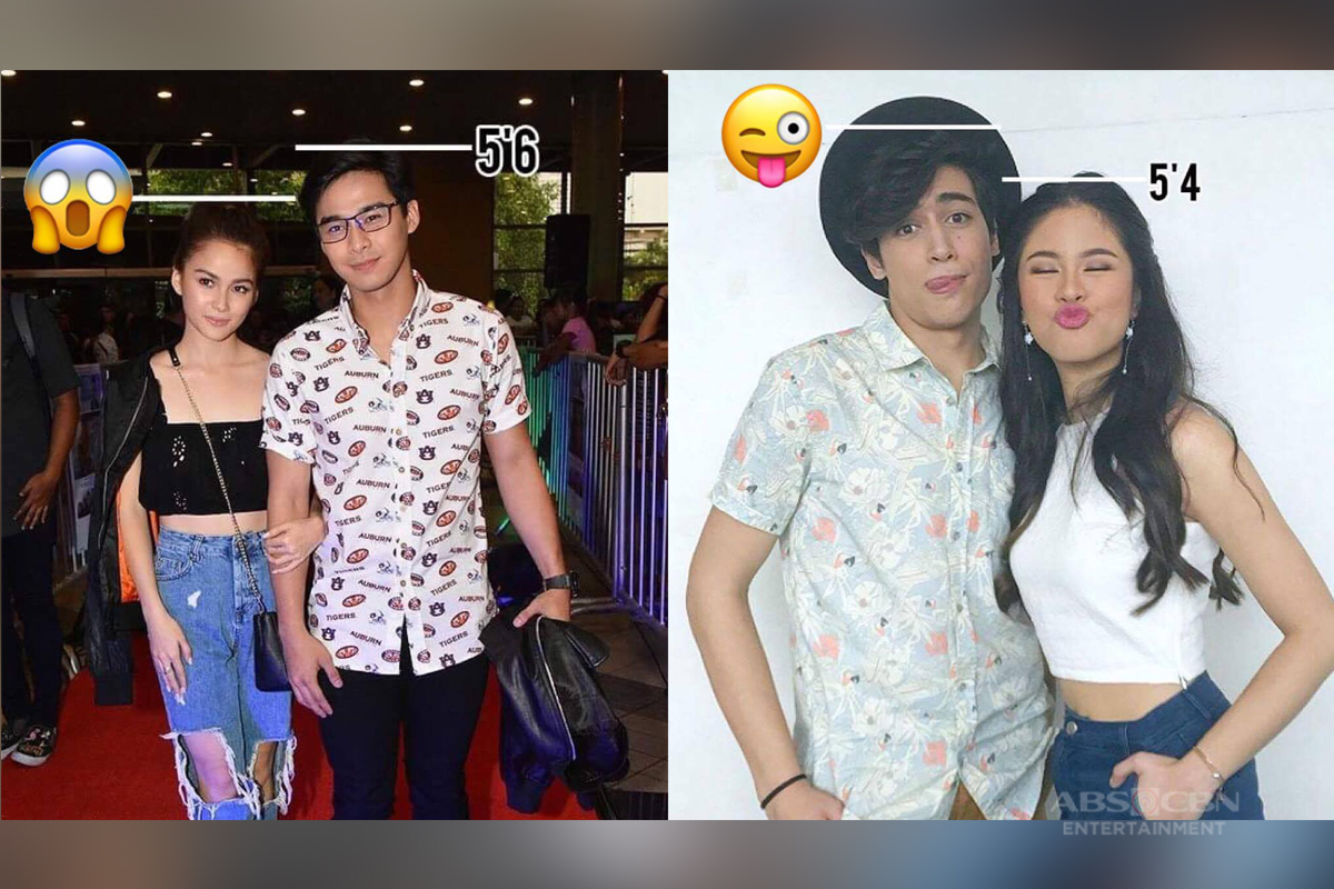 How tall are these celebs? See these 12 Kapamilya loveteams with surprising height differences!