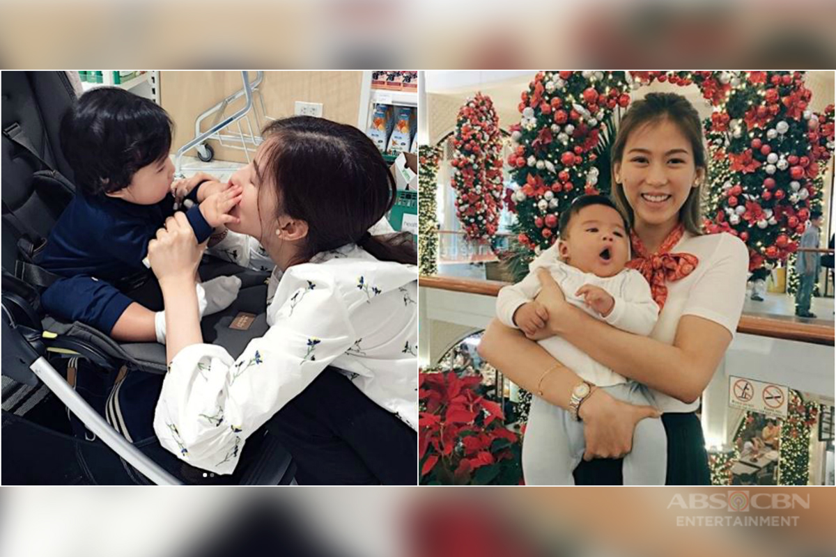 20 adorable Alex and Baby Seve moments that will make you