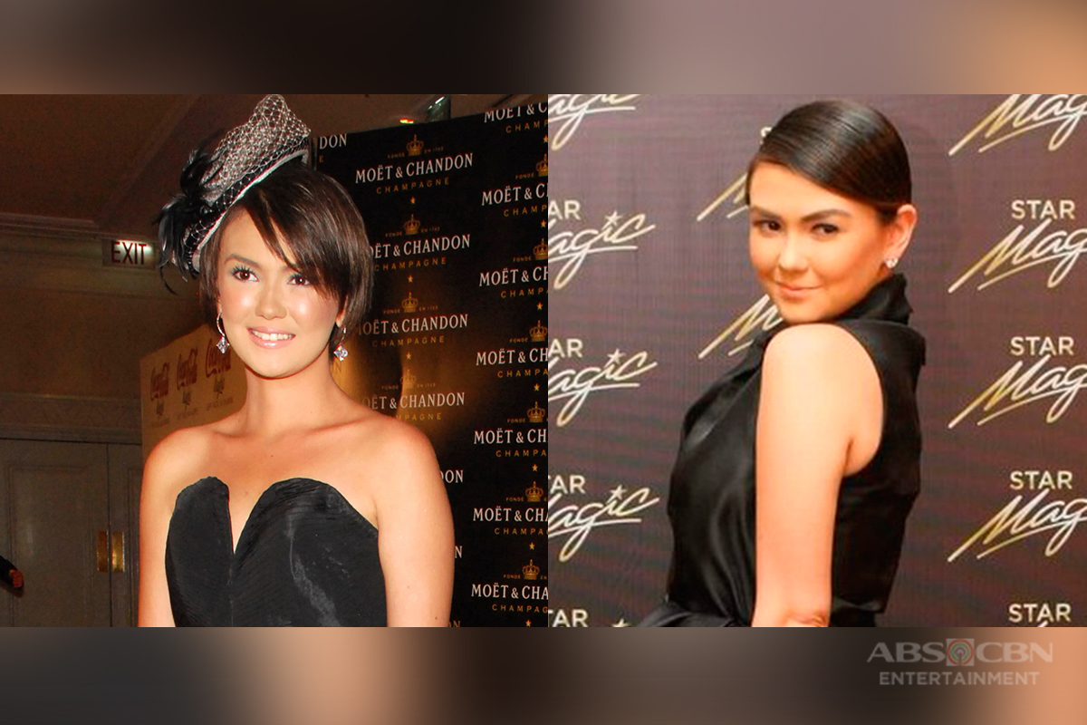 #RoadToStarMagicBall2017: Angelica Panganiban's Star Magic Ball Looks Through The Years