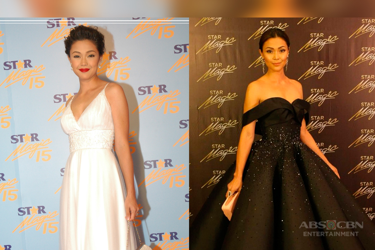 #RoadToStarMagicBall2017: Jodi Sta Maria Sta Maria's Star Magic Ball Looks Through The Years