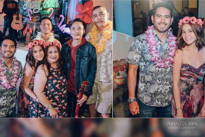LOOK: Bea Alonzo celebrates her mother's 50th birthday with her family & Gerald Anderson!