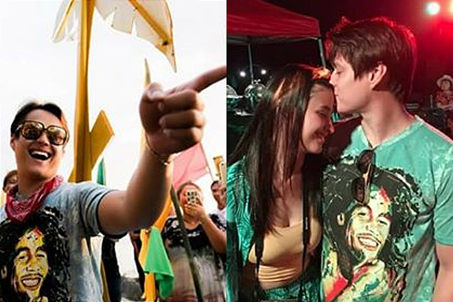 #JamaiQUENparty! Liza Soberano organizes a birthday bash for Enrique!