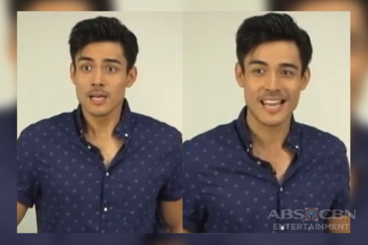 WATCH: Xian Lim, hindi nagpahuli sa 25-second challenge