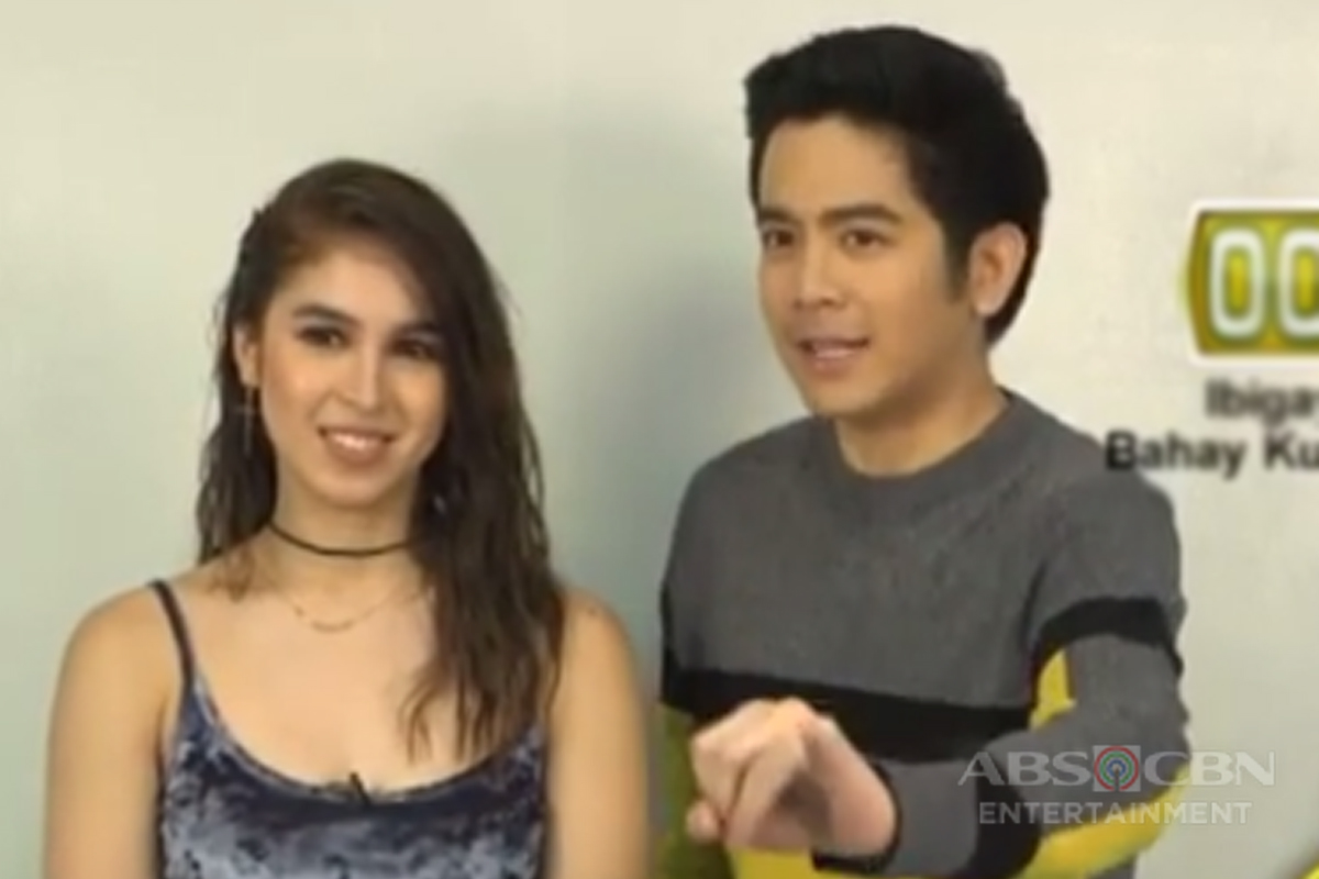 WATCH: JoshLia's nakakatuwa at nakakakilig na 25-second challenge