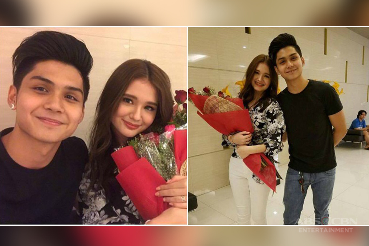 LOOK: Ryle asks Kira to be his Star Magic Ball date and he gets a YES!