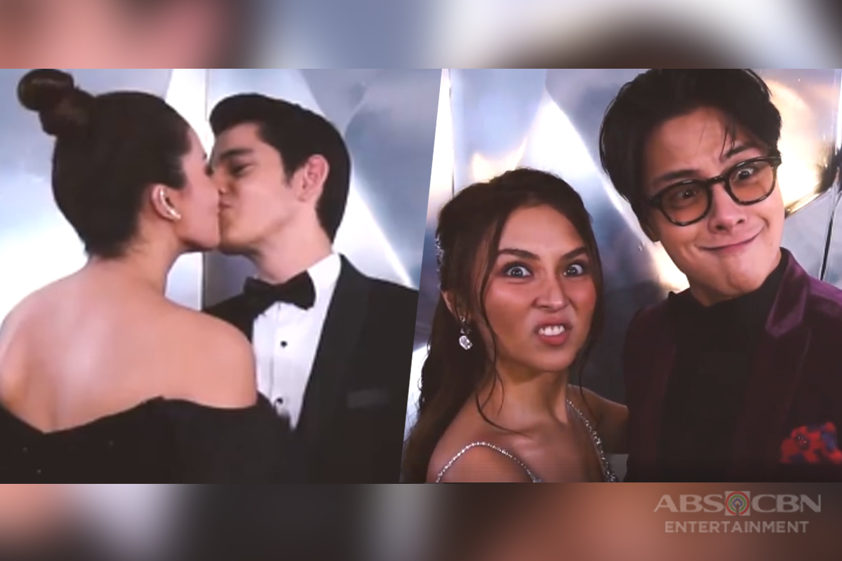 Celebrities go wacky, sweet and fab in Metro video booth for Star Magic Ball