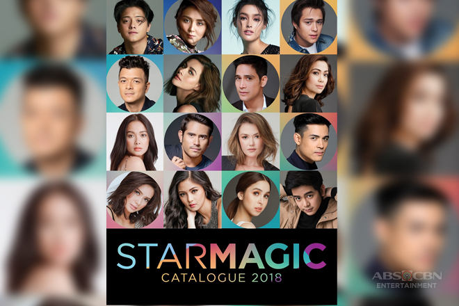 Star Magic releases first e-Catalogue