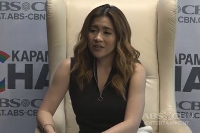 WATCH: Angeline reveals the top 3 guys she wishes to date