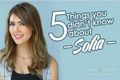 5 things to know about Sofia Andres