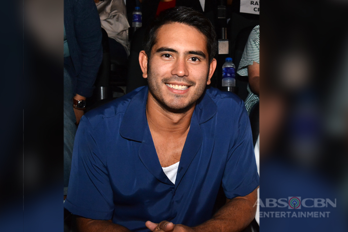Gerald Anderson plays the 'First and Last' game
