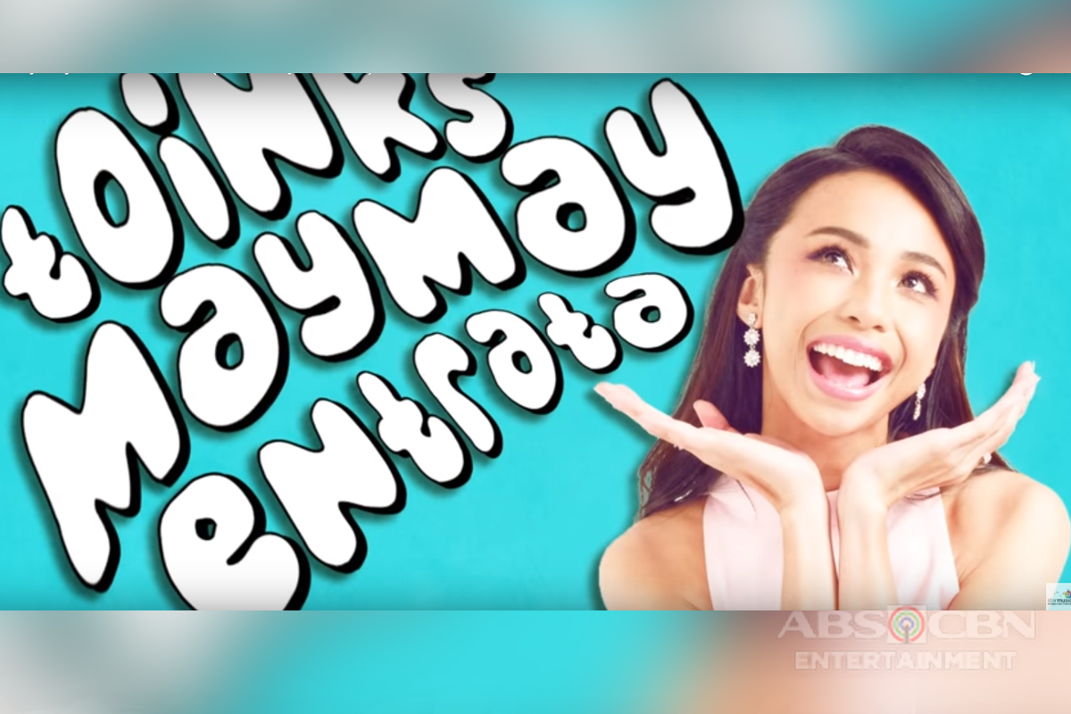 WATCH: Maymay Entrata's very first single