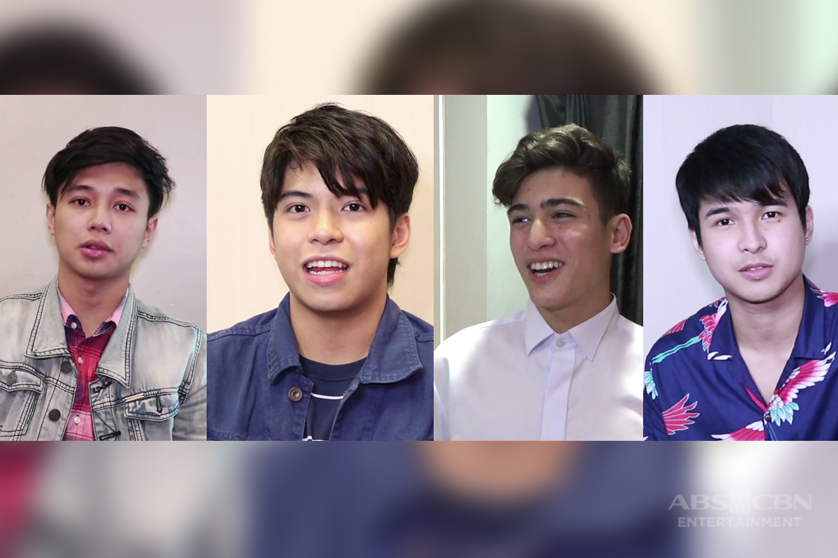 How your fave hunks prepare for Star Magic Ball 2017