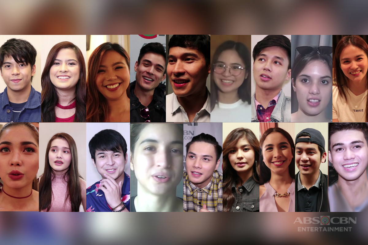 Celebrities' Most Unforgettable Star Magic Ball experience