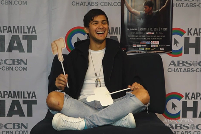 Thumbs Up Thumbs Down Challenge with Matteo Guidicelli