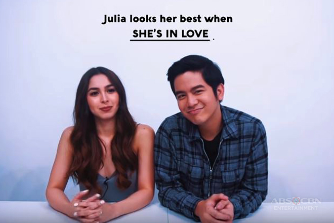 Complete the Sentence with JoshLia