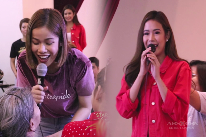 WATCH: Star Magic Gives Back: Star Magic artists visit San Lorenzo Ruiz Home for the Elderly