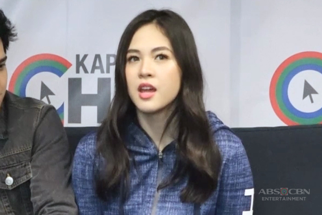 Janella Salvador in Last Thing Challenge
