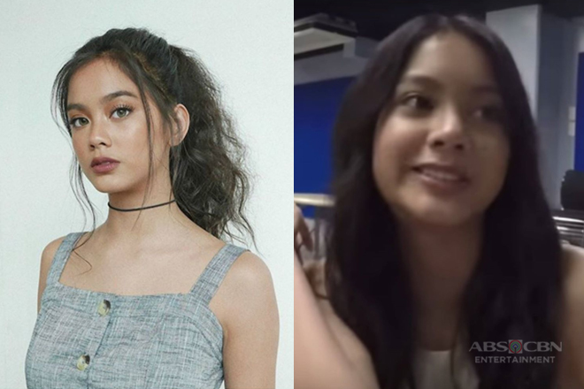 Ylona Garcia takes on the Can You Do That Challenge