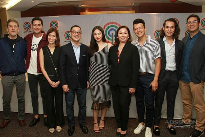 Zanjoe Marudo, Janella Salvador, Jericho Rosales at Jake Cuenca, Kapamilya pa rin