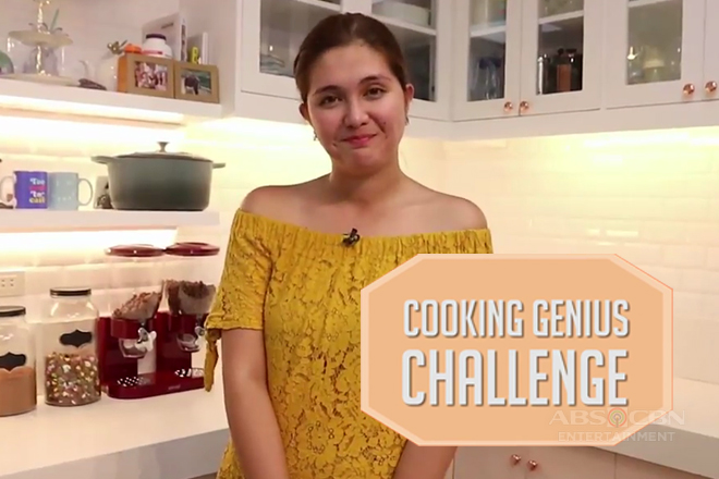 Cooking Genius Challenge with Dimples Romana
