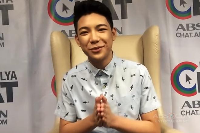 Kapamilya Confessions with Darren Espanto