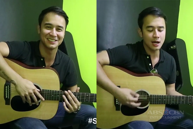 On The Spot Song Cover Challenge with JM de Guzman