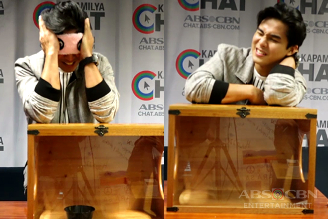 What's In The Box with McCoy de Leon