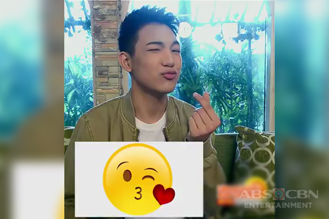Copy The Emoji Challenge with Darren Espanto