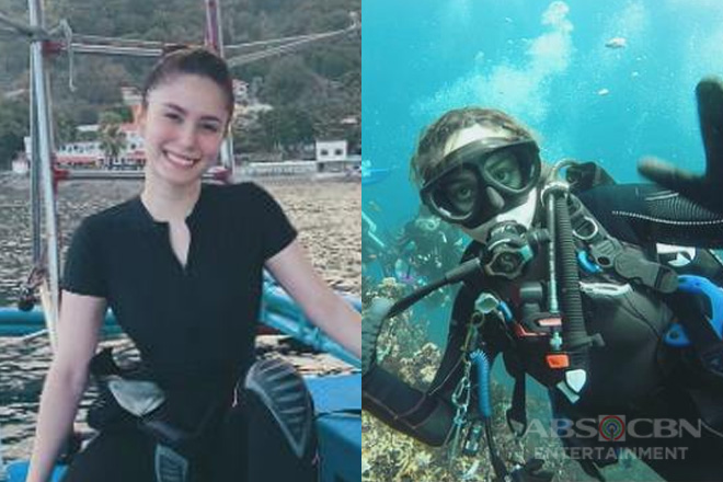 Scuba Diving 101 with Jessy Mendiola