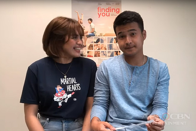 Kapamilya Confessions with Jane Oineza and Jerome Ponce