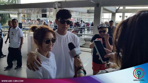 KathNiel meet and greet in Vietnam