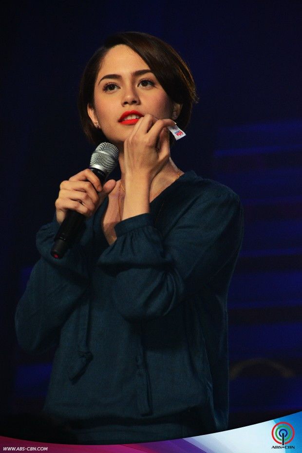 PHOTOS: Will Never Say Goodbye star Jessy Mendiola, todo smile sa Bida Kapamilya event sa Antipolo