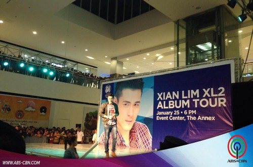 XL2 Album Tour in Davao
