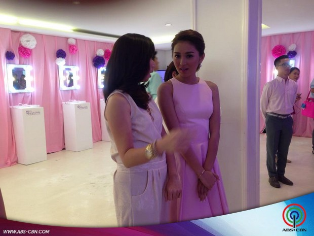 PHOTOS: Teen Queen Kathryn is simply pretty in her new endorsement