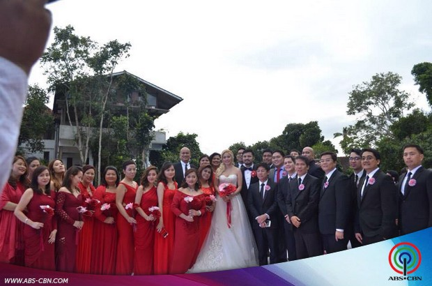 PHOTOS: Pop Rock Princess Yeng Constantino and Yan Asuncion's Valentine wedding
