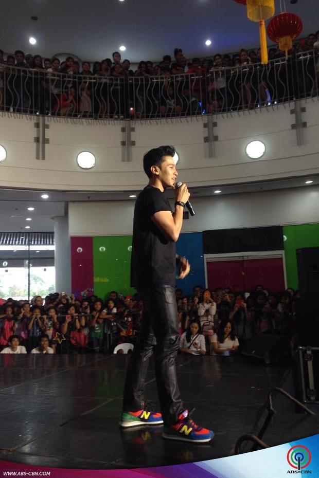 PHOTOS: Enchong Dee Album Tour in Batangas