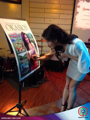 PHOTOS: Elisse Joson Okasion Magazine Launch
