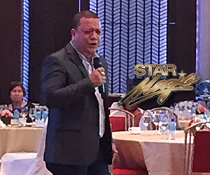 PHOTOS: Mitoy at 3rd global summit of Filipinos in the diaspora