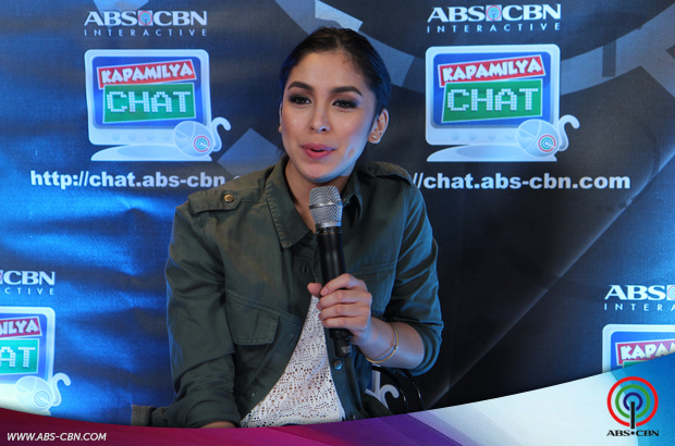 LOOK: #JustJulia's stylish outfit at the Kapamilya Chat