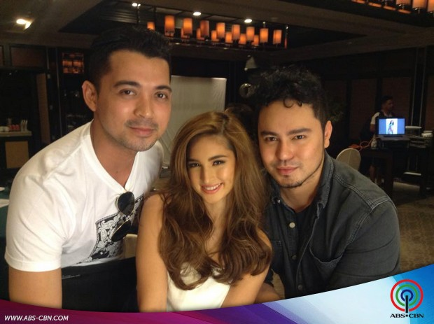 Never-before-seen photos from Coleen's Cosmo Magazine pictorial