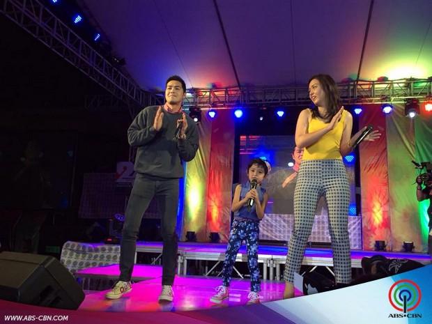 Zanjoe, Beauty at Jana nagpasaya ng mga kapamilya natin sa Baguio