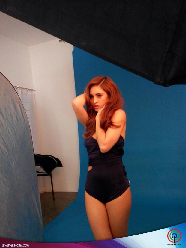 BEHIND-THE-SCENES: Coleen Garcia on Circuit Magazine's March Issue